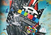 - Street Painting -