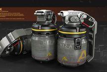 Grenades Concept