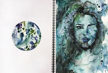 Art journal ideas