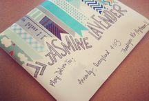 Envelopes--General / by Sonja A.