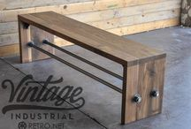 Benches indust