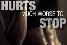 Fitness Motivational Quotes / by Emily Jordan