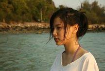 fern pimchanok / artis dari thailand
