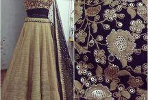 Designer UK & US Lengha Choli