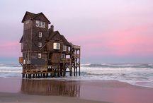 Dream House By The Beach  / by Cierra Neeley