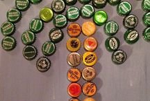 Bottle Tops Ideas
