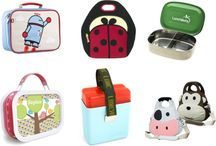 Adorable lunch boxes for kids / by Amy Hatch