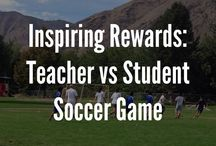 Student Reward Ideas / Ideas on how to motivate your students with fun rewards and incentives! / by LiveSchool