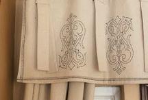 decor drapery details