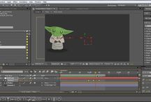 After Effects  / Adobe After Effects tutorials and resources  / by Cat