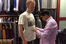 Custom Made Suits in Bangkok