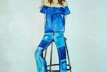 мои рисуночки
