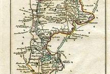 Historical Maps / A selection of Historical Maps taken from www.themapcentre.com