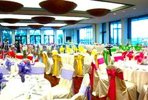 Chair Covers! / Chair covers at parties, weddings and other special events.