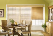 Window Blinds / Window blinds treatment ideas can add extra beauty and privacy if you can properly design and set it.