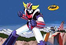 """World Cartoons/Manga / Qui trovate i miei cartoni animati preferiti, quasi tutti (vista l'età) degli anni 80/90. Adoro qualsiasi cosa di quel periodo ma in modo particolare i """"robottoni giapponesi"""" sono i miei preferiti! Tutto quello che è disegnato da GO NAGAI per intenderci :D"""