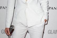 ladies tuxedo suit / Tux