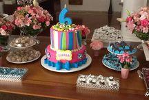 Bolos de aniversário! / Aqui na Vera Mendes você encomenda seu bolo personalizado para o seu aniversário!