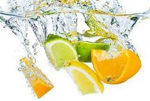 fructe si apa