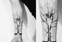 Ağaç dövmeleri