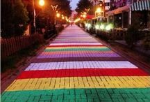 sanat sokağı