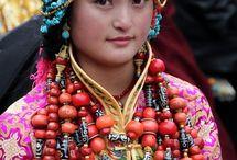 Tibetan beautiful...