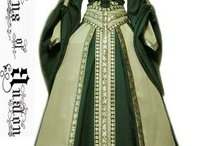 historical dress/ sewing