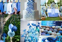 Blue Weddings