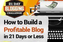 Blog Building / Blog building tips