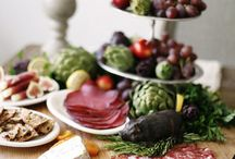Catering / Inspiration ideas for catering shoots.