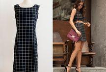 Patronen naaien mode / Mode maken