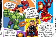 fiesta super.heroes