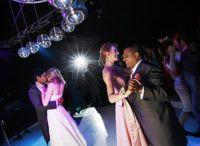 Elegant Wedding Lighting Design