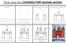 chevaliers maternelle