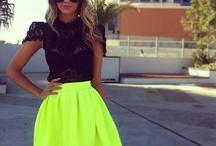 Outfits & Clothing / Online wardrobe. / by Fernanda Z P
