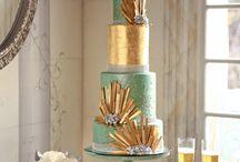 wedding cork board - cakes / by Mich De Guzman