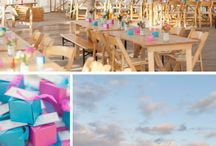 Weddings @ The Barn on The Bay / The Barn on The Bay is a farm wedding venue on the Northumberland Coast. Our relaxed venue has a barn, accommodation, a beach and a team that want to make sure you have the best day ever.