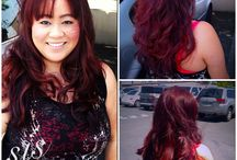 chelsi hair color / by Tiffany LaNelle Carr
