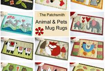 Mug Rug Patterns! / by Sue Zlogar