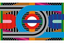 Outline Editions || Night Tube Oyster Card holders / A host of artists and designers have created Oyster Card holders for Outline Editions to mark the launch of the Night Tube service on 12 September.  Designers including Morag Myerscough, Kristjana S Williams, Lucy Vigrass, Andrew Ra and MinaLima have created holders for the series, using the theme of Free the Night.