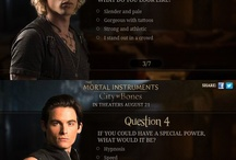 If you loved The Mortal Instruments series....