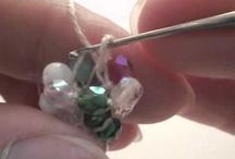 Crochet de perles