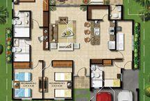 Kis ház tervek