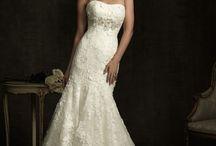 Wedding dress ideas  / by Jamie Lawrence