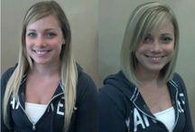 Women's Hair cuts