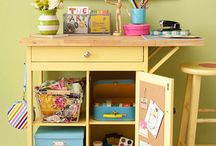 Home: Craft Room / by Amy Fandrei
