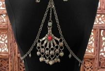 Body chains&Head gear
