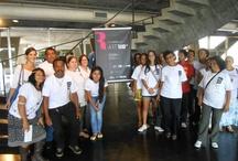 2013: ArtRio leva ONG Pipa Social ao MAM