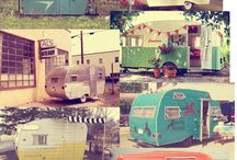 Dream Caravan / Renovated Caravans DIY Inspiration Ideas