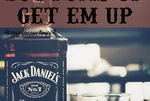 alcohol / by Toni Ester